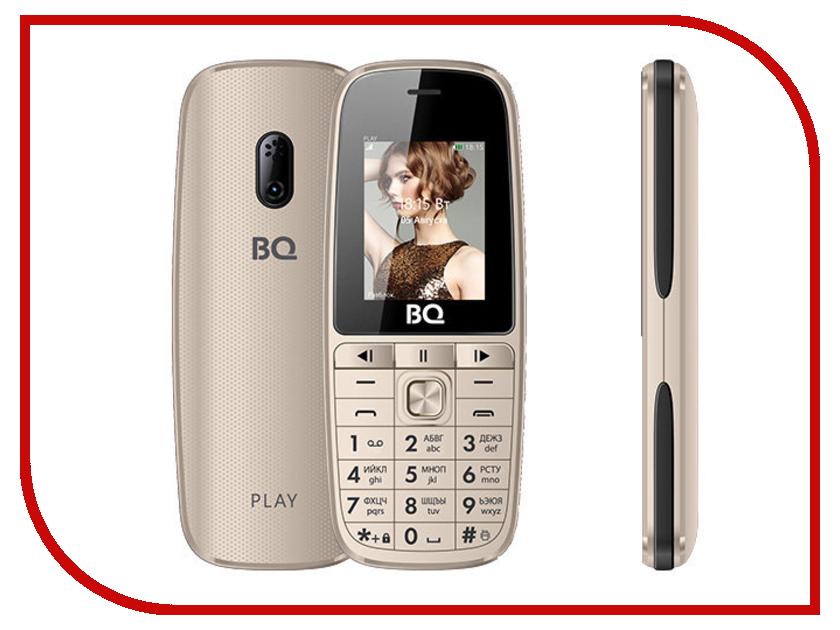 Сотовый телефон BQ BQ-1841 Play Gold