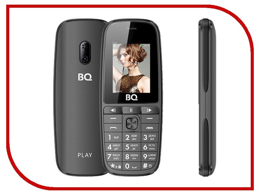 Сотовый телефон BQ BQ-1841 Play Grey