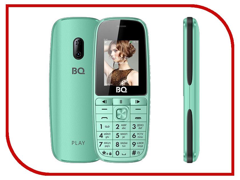 Сотовый телефон BQ BQ-1841 Play Light Blue сотовый