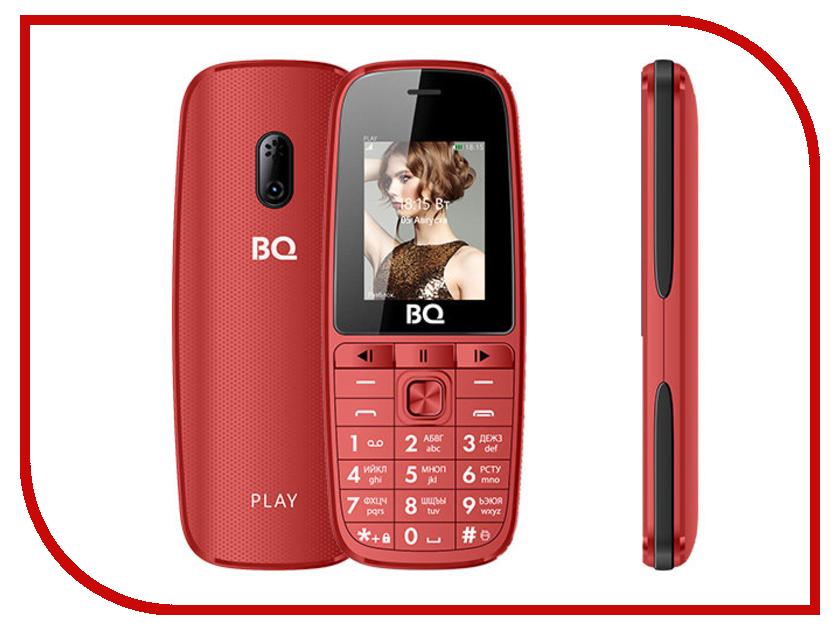 Сотовый телефон BQ BQ-1841 Play Red