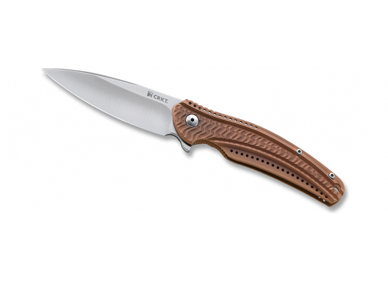 Нож Columbia River Ripple Bronze CR/K406BXP columbia river drifter cr 6460k