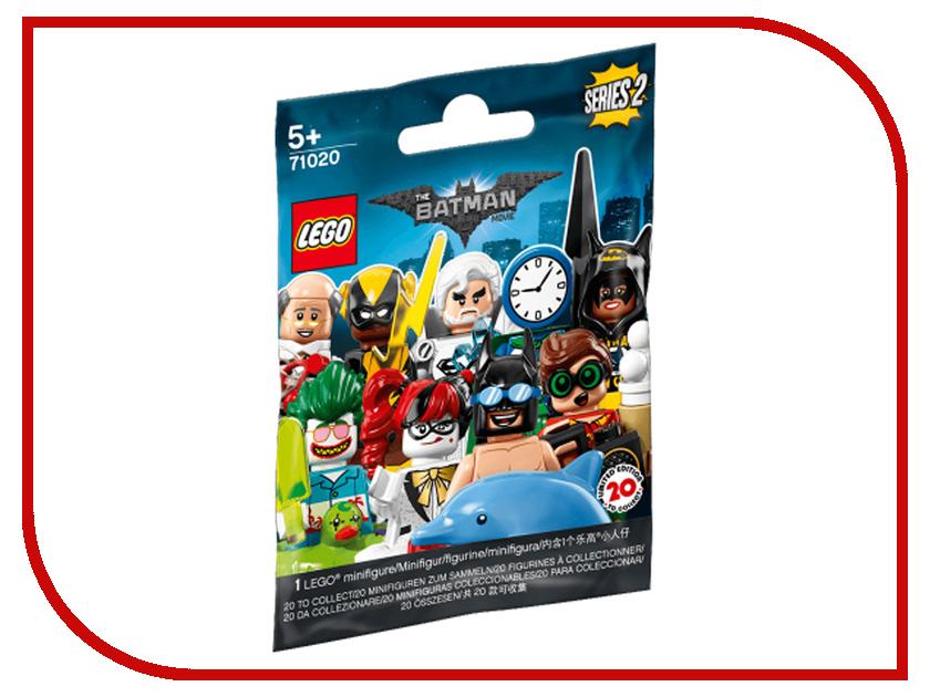 Конструктор Lego Collectable Minifigures Бэтмен: Серия 2 71020 lego minifigures 71011 лего минифигурки lego® серия 15