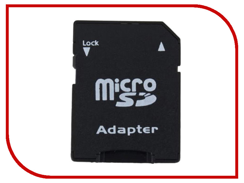 Карта памяти Адаптер Espada c Micro SD to SD adaptor 43381