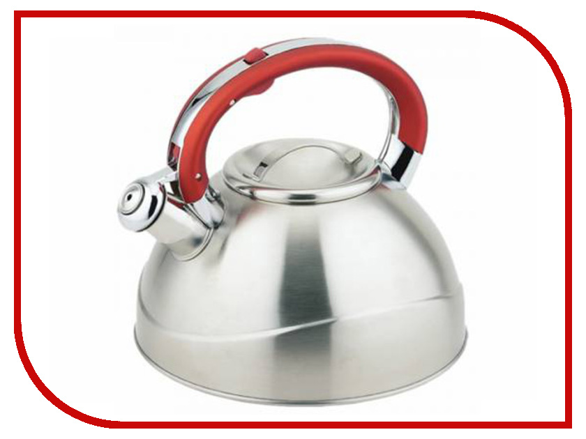 Чайник TECO 3L TC-109-R чайник teco со свистком 3 л tc 107 r