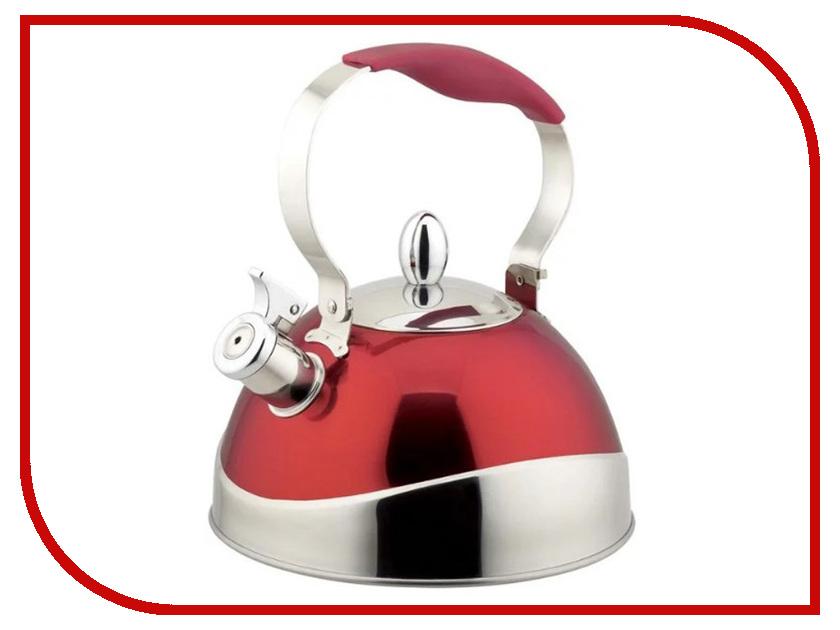 Чайник TECO 3L TC-107-R чайник teco со свистком 3 л tc 107 r