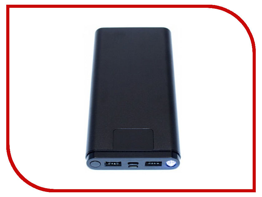 Аккумулятор KS-is KS-351 25000mAh Black аккумулятор ks is ks 200 2200mah blue