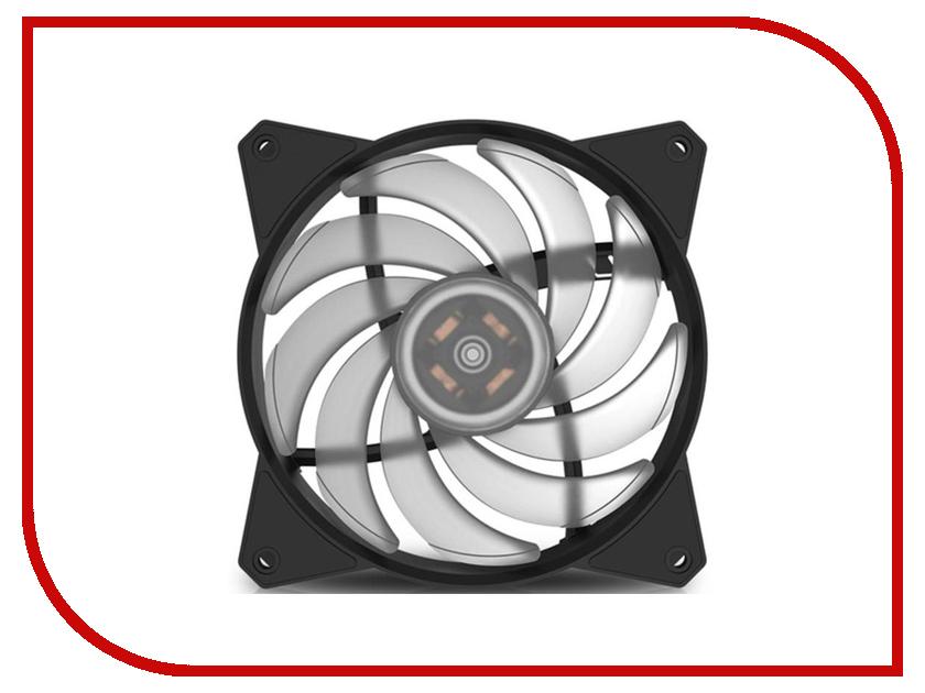 Вентилятор Cooler Master MasterFan MF120R RGB cooler master cooler master masterfan pro 140 air pressure