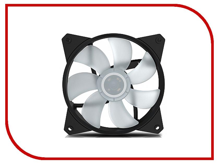 Вентилятор Cooler Master MasterFan MF121L RGB cooler master cooler master masterfan pro 140 air pressure