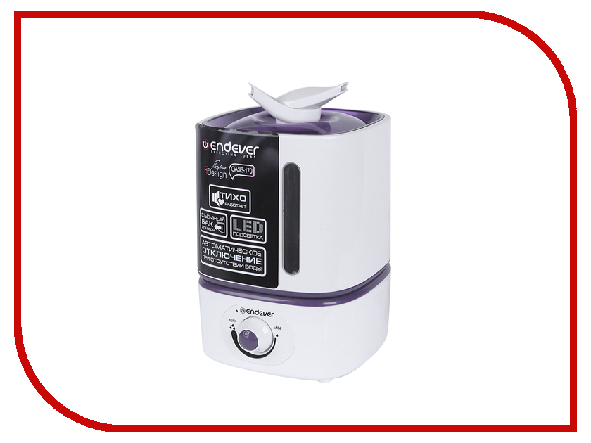 Endever Oasis-170 humidifier endever oasis 210 80233