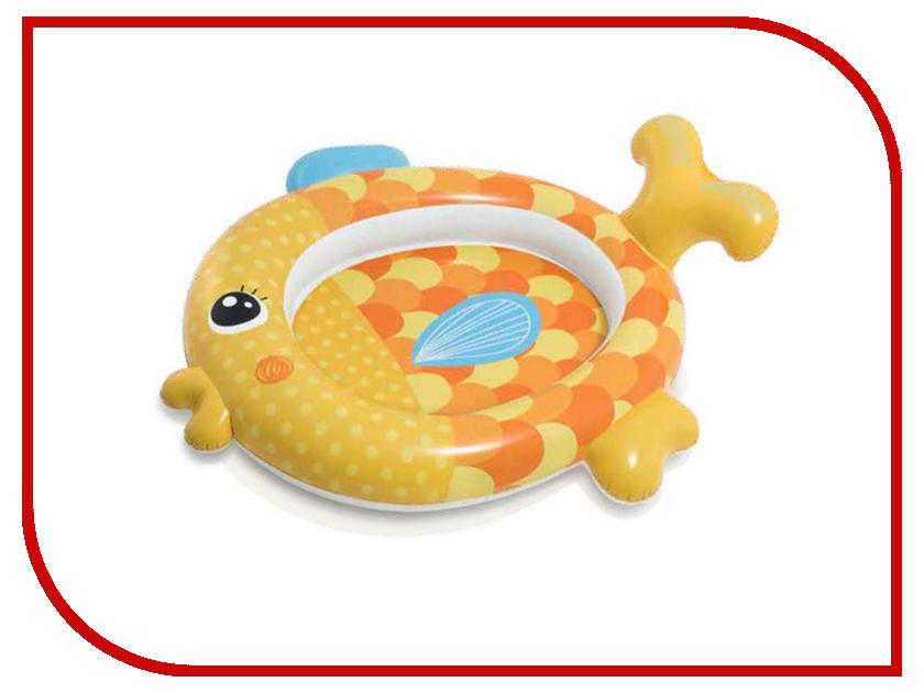 Детский бассейн Intex Золотая рыбка подружка 57111
