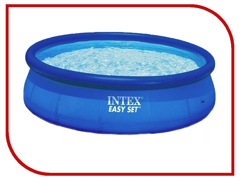 Детский бассейн Intex Easy Set 28144 надувной бассейн intex easy set 28166