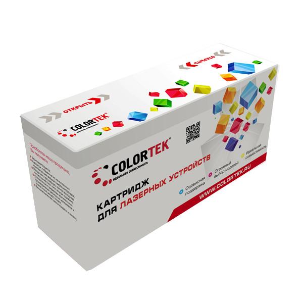Картридж Colortek CLT-Y406S Yellow для Samsung CLX-3300/3305; CLP-360/365 cactus тонер картридж cactus cs clt y406s желтый для samsung clp 360 365 clx 3300 3305 1000стр