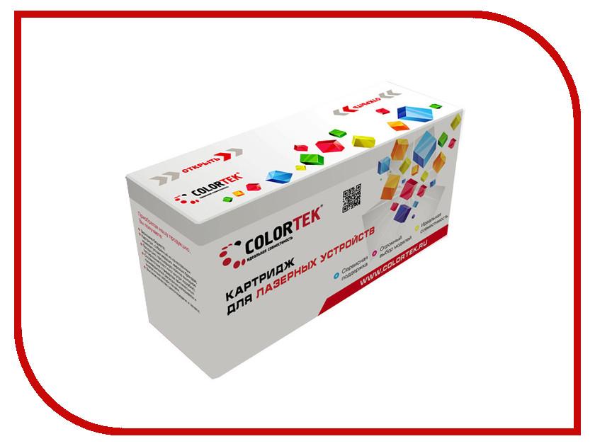 Картридж Colortek CLT-Y407S Yellow для Samsung CLP-320/320N/325/325W; CLX-3185/3185N/3185FN картридж samsung clt y407s yellow для clp 325 clx 3185 1000 страниц
