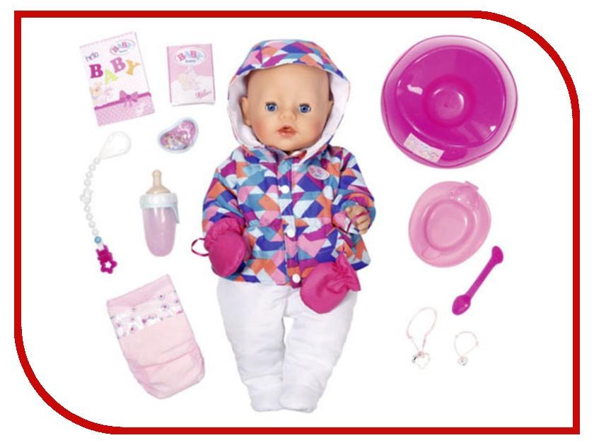 Кукла Zapf Creation Baby Born Зимняя пора, 43 см, 825-273