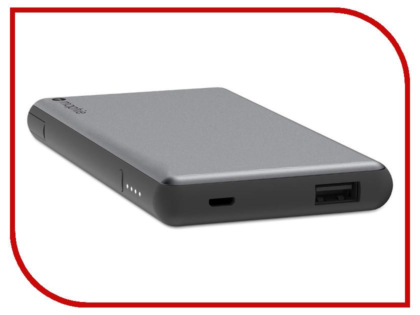 Аккумулятор Mophie Powerstation plus Grey аккумулятор