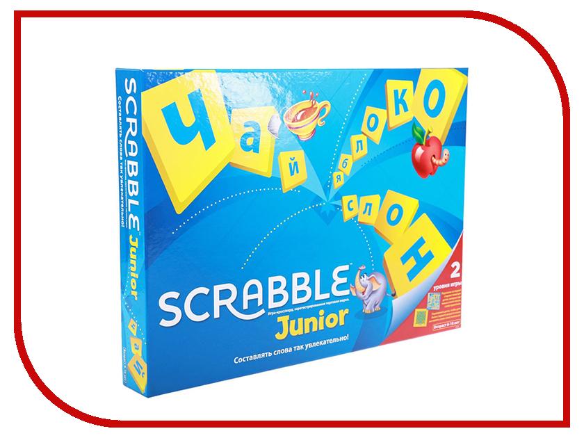 Настольная игра Mattel Scrabble Джуниор Y9736
