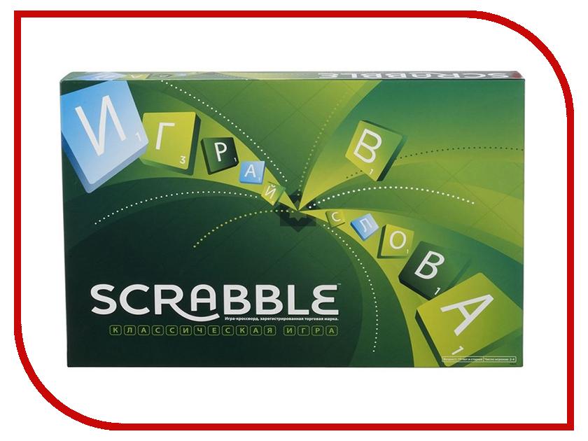 Настольная игра Mattel Scrabble Y9618 mattel mattel кукла ever after high мишель мермейд