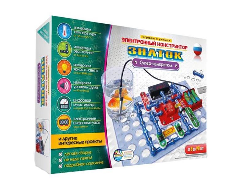 Конструктор Знаток 70694 Супер-измеритель