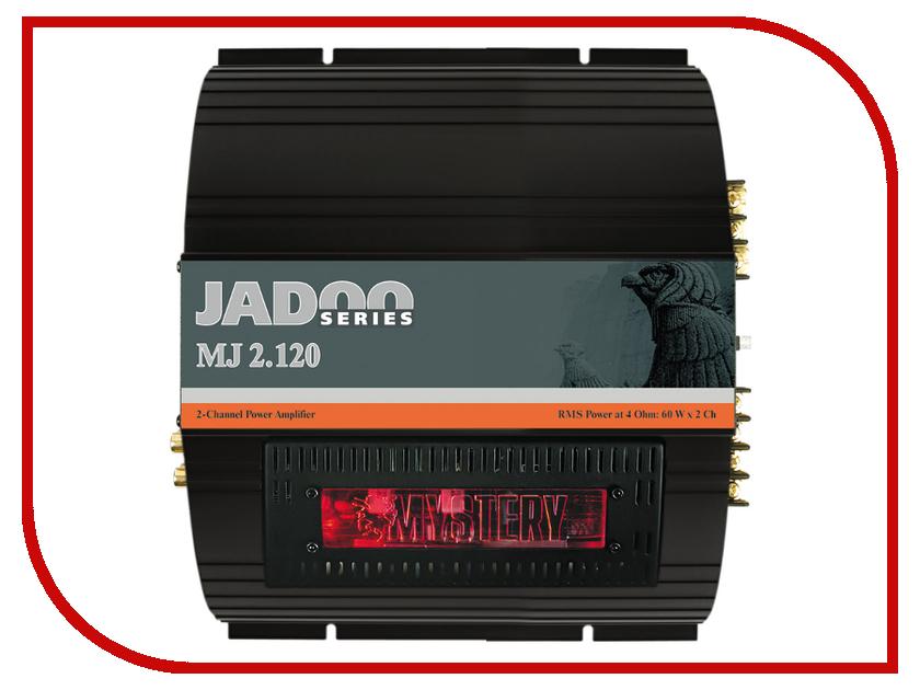 Усилитель Mystery MJ-2.120 коаксиальная автоакустика mystery mj 630