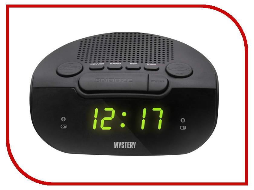 Часы Mystery MCR-21 радиоприемник mystery mcr 66 silver