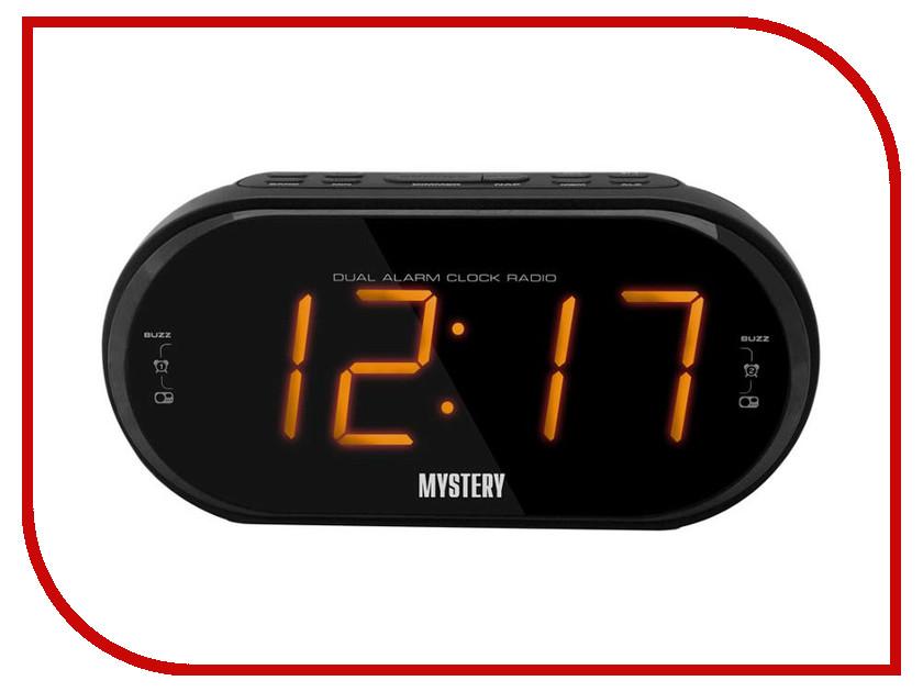 Часы Mystery MCR-69 радиоприемник mystery mcr 66 silver