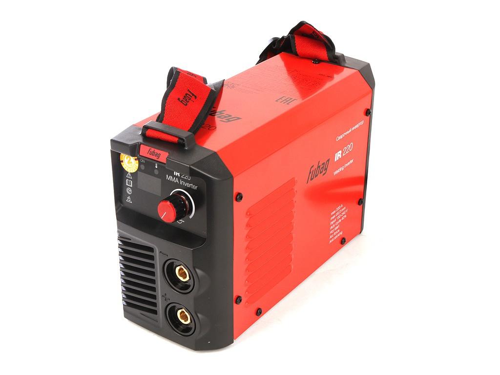 Сварочный аппарат Fubag IR 220 Выгодный набор + серт. 200Р!!! сварочный аппарат fubag ir 220 31404 mma