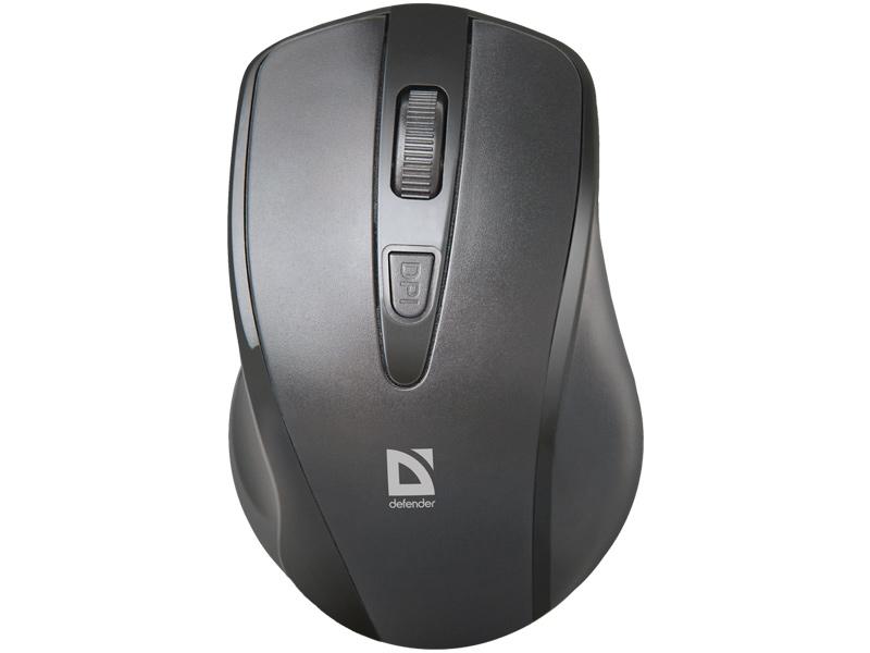 Мышь Defender Datum MM-265 Black 52265