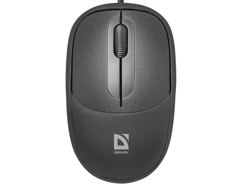 Мышь Defender Datum MS-980 Black 52980