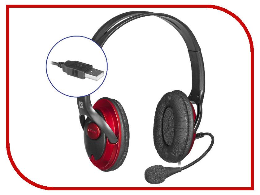 все цены на Defender Phoenix 875U USB Black-Red 63876