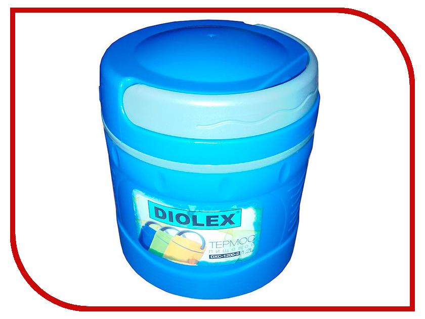 Термос Diolex 1.2L DXC-1200-2-B термос diolex 1 2l dxc 1200 2 b