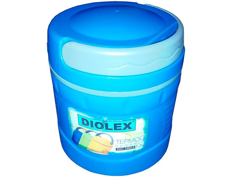 Термос Diolex 1.2L DXC-1200-2-B