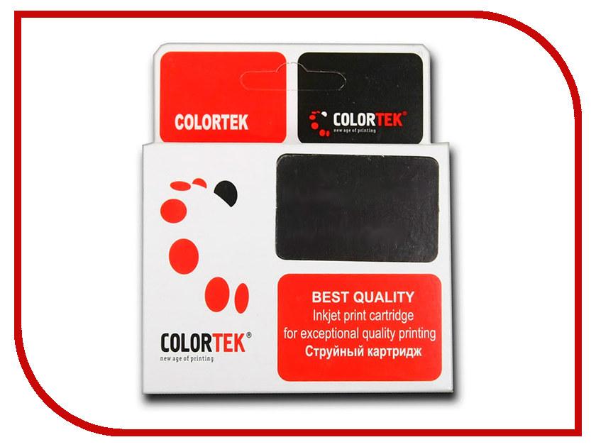 Картридж Colortek CLI-521GY чип Grey для Canon картридж colortek black для 14854 14855 14856 14857 14858 14860 14861