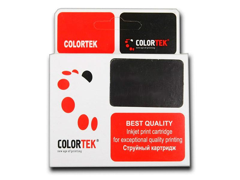 Картридж Colortek CLI-521GY чип Grey для Canon