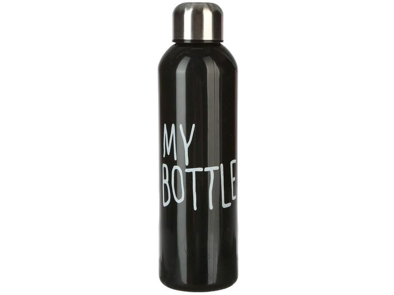 Бутылка СИМА-ЛЕНД My Bottle 500ml Black 2463605