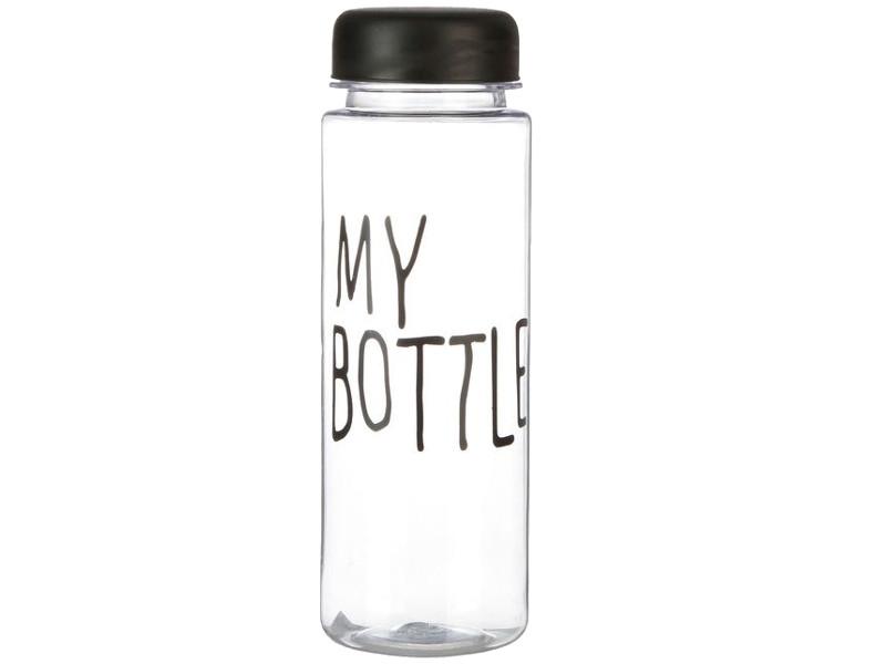 Бутылка СИМА-ЛЕНД My Bottle 500ml Black 2463600