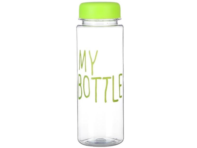 Бутылка СИМА-ЛЕНД My Bottle 500ml Green 2463597