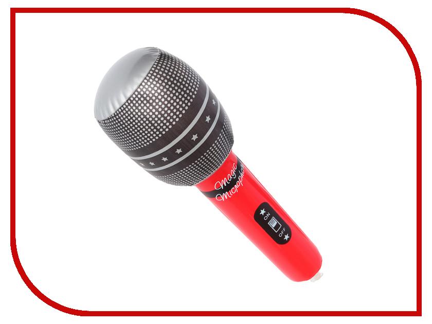 Игра Onlitop Микрофон 679514 коньки onlitop 39 42 coral 869340 защита