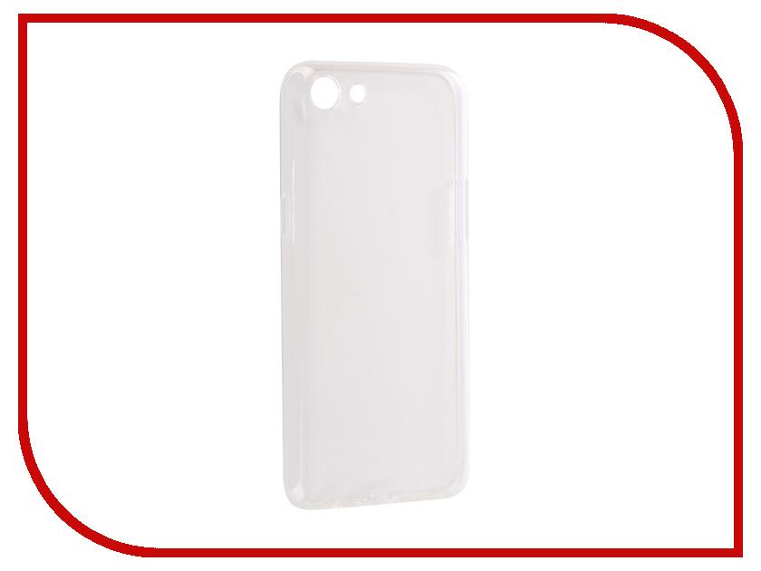 Аксессуар Чехол OPPO A83 Zibelino Ultra Thin Case White ZUTC-OP-A83-WHT аксессуар чехол huawei nova 2 plus zibelino ultra thin case extra zutce hua nov2 pls