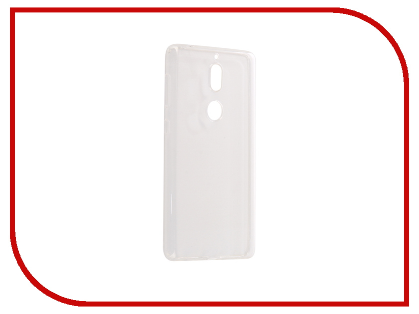 Аксессуар Чехол Nokia 7 Zibelino Ultra Thin Case White ZUTC-NOK-7-WHT