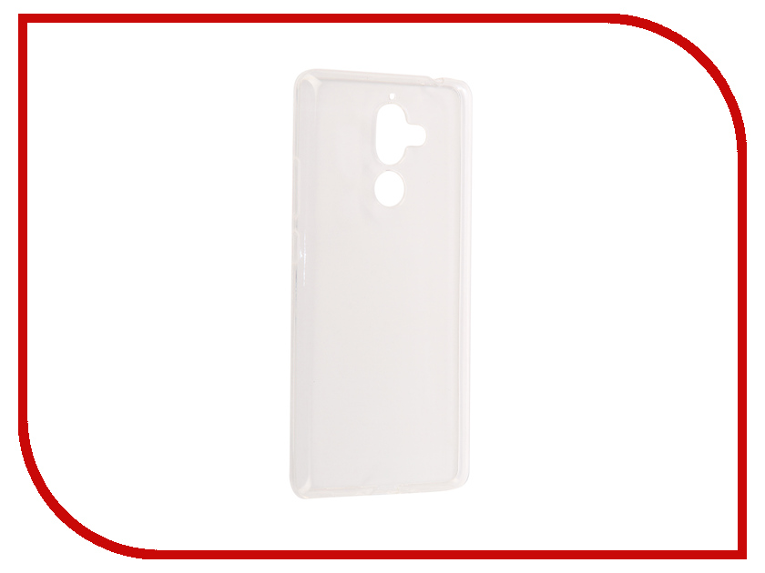 Аксессуар Чехол для Nokia 7 Plus Zibelino Ultra Thin Case White ZUTC-NOK-7-PL-WHT 1000pcs lot electronic components abs10 abs10 mark abs10 sop 4 ultra thin 1a 1000v rectifier bridge original new special sales