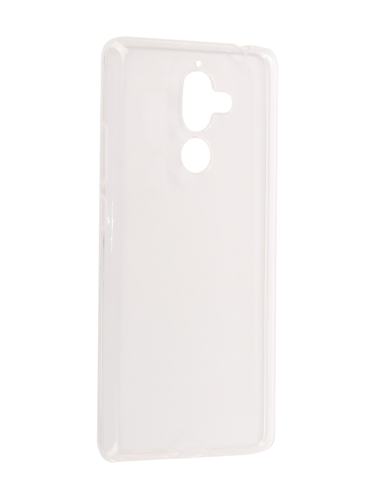 Чехол Zibelino для Nokia 7 Plus Ultra Thin Case White ZUTC-NOK-7-PL-WHT