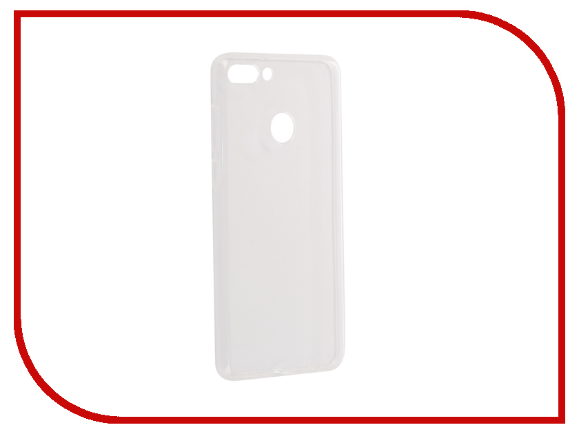 Аксессуар Чехол для Huawei Y9 2018 Zibelino Ultra Thin Case White ZUTC-HUA-Y9-2018-WHT 1000pcs lot electronic components abs10 abs10 mark abs10 sop 4 ultra thin 1a 1000v rectifier bridge original new special sales