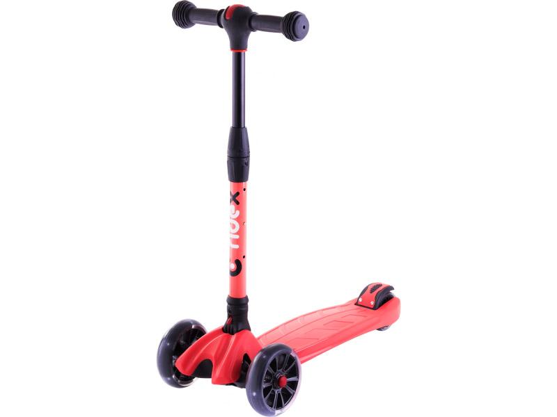 Самокат Ridex 3D Stark 135/90 Red