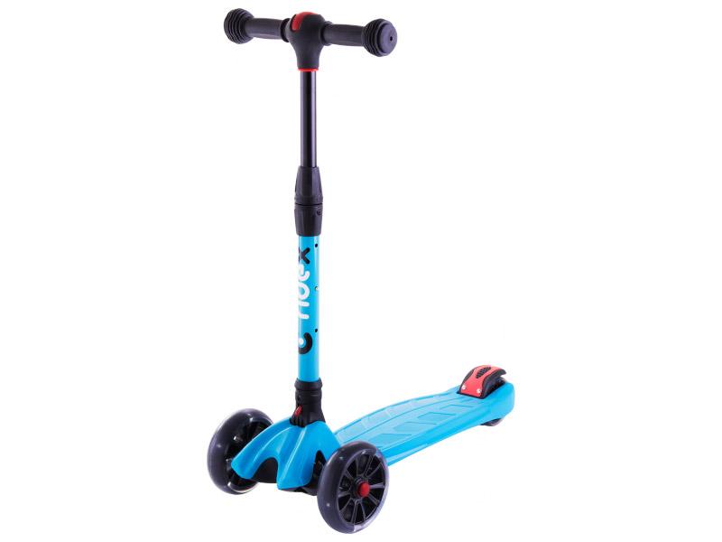 Самокат Ridex 3D Stark 135/90 Blue