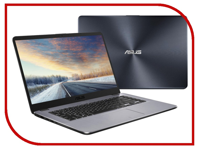 Ноутбук ASUS X505BA-BR189 90NB0G12-M02920 (AMD A6-9220 2.5 GHz/6144Mb/500Gb/AMD Radeon R4/Wi-Fi/Bluetooth/Cam/15.6/1366x768/Endless) 100% new am5200iaj44hm a6 series for notebooks a6 5200 2 ghz quad core bga chipset