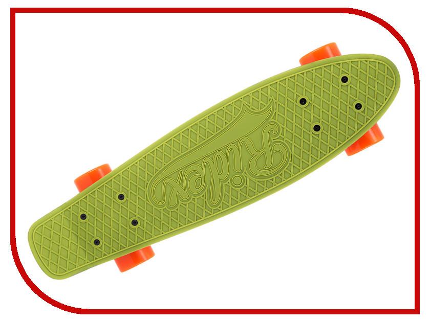 Скейт Ridex Camo 22 Camo скейт мини круизер turbo fb stawberry grass red green white 22 55 9 см
