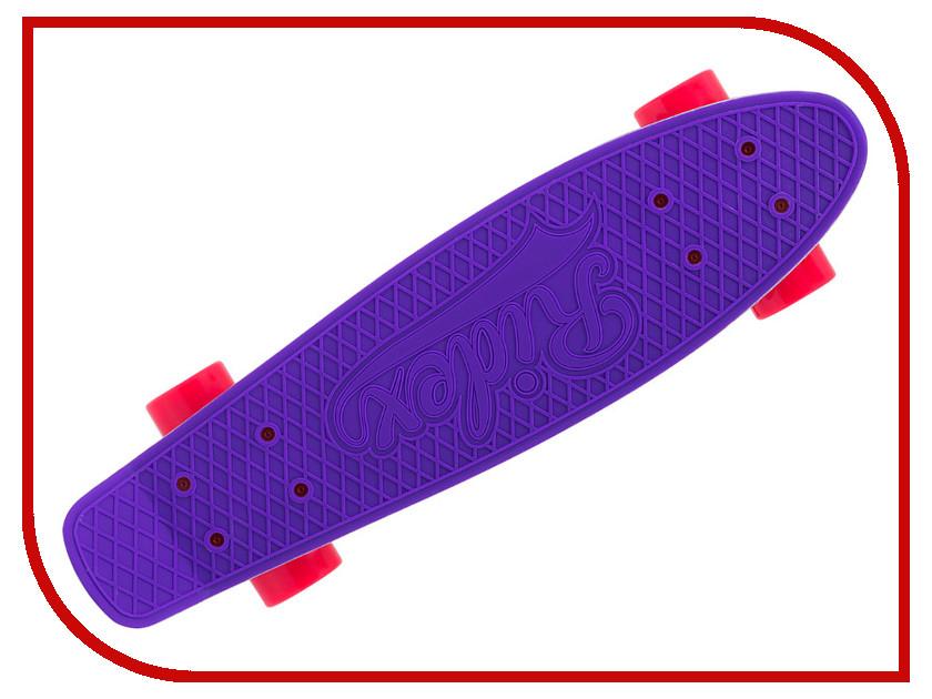 Скейт Ridex Mellow 22 Mellow скейт мини круизер turbo fb stawberry grass red green white 22 55 9 см