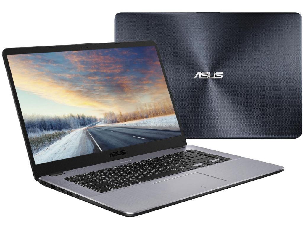 Ноутбук ASUS X505BA-EJ151 90NB0G12-M02540 (AMD E2-9000 1.8 GHz/4096Mb/500Gb/No ODD/AMD Radeon R2/Wi-Fi/Bluetooth/Cam/15.6/1920x1080/Endless) asus x505ba ej151 silver