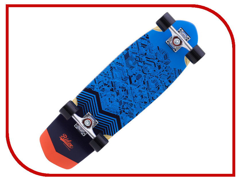 Скейт Ridex Citizen 28.5 Citizen скейтборд pig 8 abec 5 abec 5