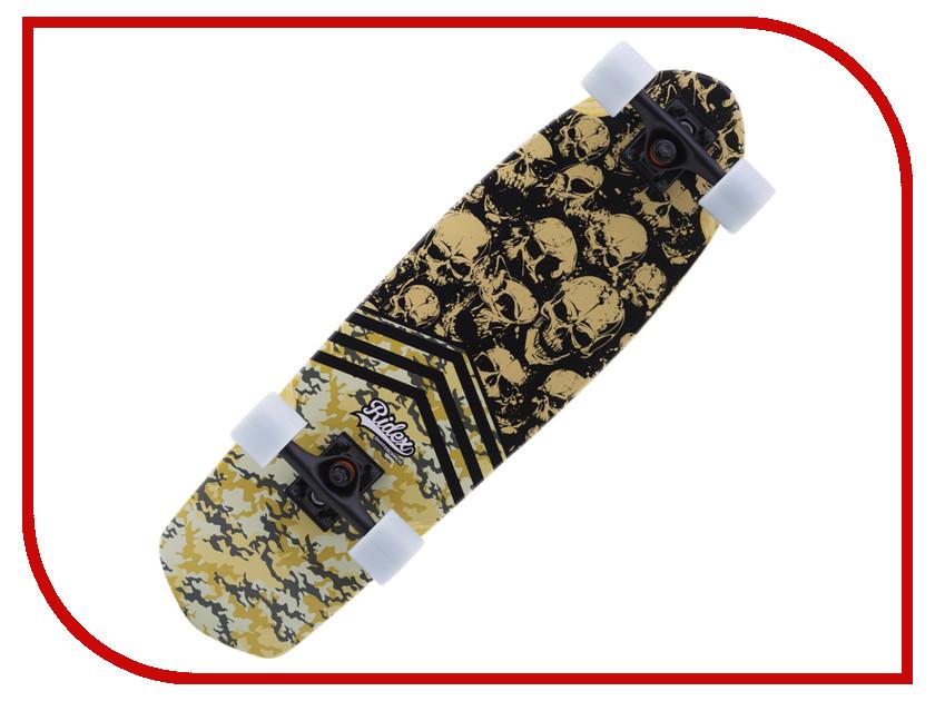 Скейт Ridex Brutal 28.5 Brutal скейтборд pig 8 abec 5 abec 5